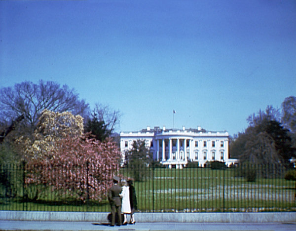 White-house-south-face-c1945